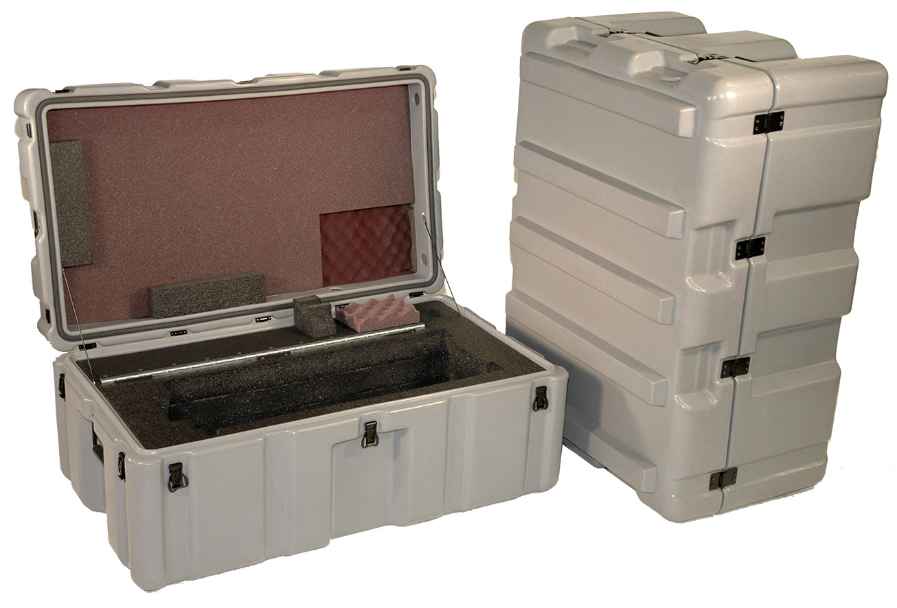 Roto Molded Shipping Cases